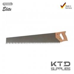 Cosmos Elite scie pour béton cellulaire 600 mm avec manche en bois - Made in Germany