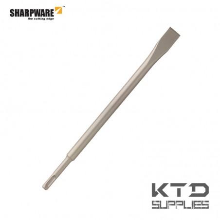 SDS-max burin plat