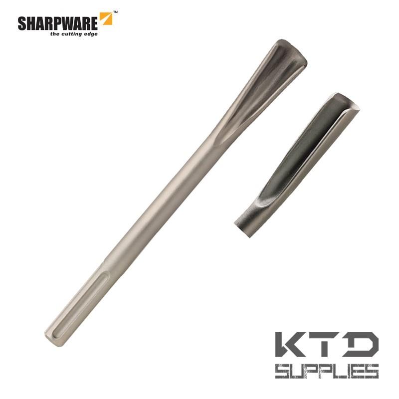 SDS-max ciseau gouge béton