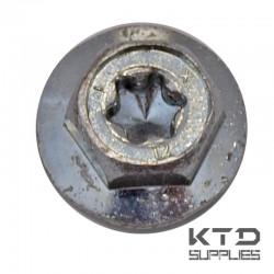 Cheville pour chassis – vis hexagonale avec rondelle