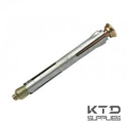 Cheville métallique pour chassis - 10 mm