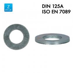 Rondelle DIN 125A zingué