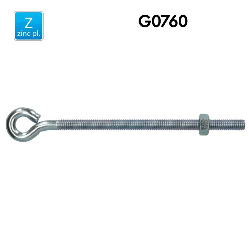Tendeur avec écrou - G0760
