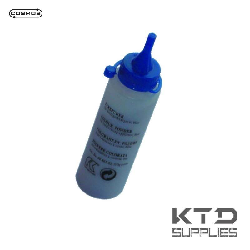 Poudre de traçage bleu / 100g